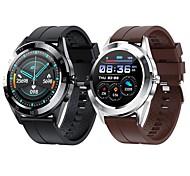 abordables -Y10 Smartwatch Montre Connectée pour Android iOS Samsung Apple Xiaomi Bluetooth 1.54 pouce Taille de l'écran IP 67 Niveau imperméable Imperméable Ecran Tactile Moniteur de Fréquence Cardiaque Mesure