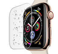economico -2 pz Orologio intelligente Proteggi Schermo Per Apple  iWatch Apple Watch Serie 6 / SE / 5/4 44 mm Apple Watch Serie  6 / SE / 5/4 40mm Apple Watch Serie  3/2/1 38 mm Vetro temperato Alta definizione