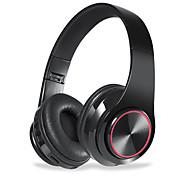 economico -Cuffie bluetooth wireless portatili over-ear cuffie stereo pieghevoli per musica supporto scheda SD cuffie regolabili per bassi profondi con microfono