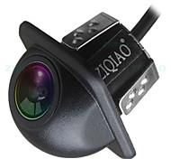 abordables -Ziqiao caméra de recul de voiture caméra de recul universelle étanche vision nocturne hd parking caméra de recul hs001