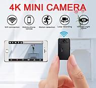 abordables -caméra espion cachée mini caméra wifi 4k point d'accès de caméra sans fil intelligente vidéo de vision nocturne hd petite micro caméra détection de mouvement espion vlog