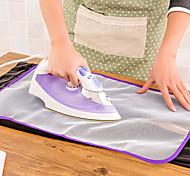 economico -1 pz nuovo arriva tessuto resistente al calore maglia asse da stiro stuoia copertura in stoffa proteggere pad da stiro