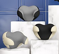 abordables -Appuie-tête de Voiture Appuie-tête Abricot + Gris / Abricot + Noir / Noir Tissu en polyester Sportif Pour Universel