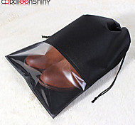 economico -10 pezzi s / l custodia per scarpe impermeabile custodia custodia da viaggio portatile organizer con coulisse bucato non tessuto