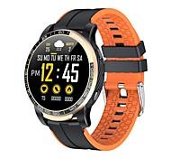 abordables -GW20 Smartwatch Montre Connectée pour Android iOS Samsung Apple Xiaomi Bluetooth Moniteur de Fréquence Cardiaque Informations Chronomètre Podomètre Chronographe Hommes femmes