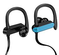 """economico -LITBest T50 Auricolari in-ear cablato """"Jack audio da 3,5 mm"""" Con il controllo del volume sweatproof Controllo InLine per Apple Samsung Huawei Xiaomi MI Sport Fitness"""