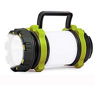 abordables -Lanternes de camping et lampes de tente Torche Emergency Light Émetteurs avec Câble USB Pratique Multifonction Durable Camping / Randonnée / Spéléologie Pêche Multifonction Pêche Camping Extérieur