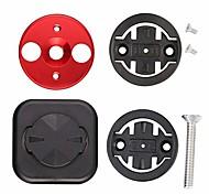 economico -supporto per computer per garmin bryton con attacco per cronometro tappo superiore per auricolare per bici accessori per biciclette da strada - rosso