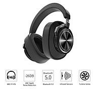 economico -Bluedio T6S Cuffie auricolari Bluetooth5.0 Stereo Dotato di microfono per Apple Samsung Huawei Xiaomi MI per audio premium