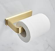 abordables -Porte Papier Toilette Créatif Moderne Métal 1 pc - Salle de Bain Montage mural