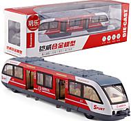abordables -Trains jouets et ensembles de trains Former Simulation Alliage de métal Enfant Adultes Tous Jouet Cadeau