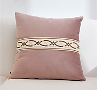 abordables -Housse de taie d'oreiller de bureau à domicile en velours de cygne doux pour la peau salon chambre canapé housse de coussin