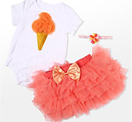 abordables -Vêtements de poupées bébé Reborn Accessoires pour poupées Reborn Tissus pour poupée Reborn 20-22 pouces Ne pas inclure la poupée Reborn Doux Pur fait main Fille 3 pcs