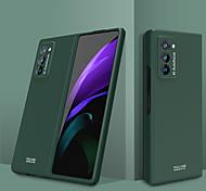 economico -telefono Custodia Per Samsung Galaxy Integrale Galaxy Z Fold 2 Resistente agli urti Ultra sottile Tinta unica TPU