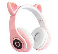 abordables -LITBest LX_39 Casque sur l'oreille Bluetooth5.0 Avec Micro Avec contrôle du volume pour Voyage et divertissement