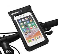 economico -Bag Cell Phone 7.28*3.74 pollice Ciclismo per Tutti Cellulare Nero Mountain bike Cicismo su strada Ciclismo ricreativo