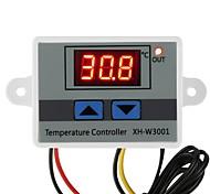 economico -xh-w3001 termostato digitale termostato w3001 110v 220v 12v 24v termoregolatore acquario incubatore regolatore di temperatura