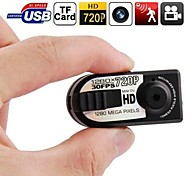 abordables -mini caméra q5 détection de mouvement hd dv dvr très ultra petit caméscope enregistreur vidéo avec caméra vocale