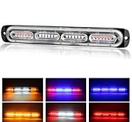 abordables -Moto / Automatique LED Clignotant Ampoules électriques 72 W 24 Pour Universel Tous les modèles Toutes les Années 1 PCS