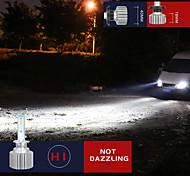 abordables -2pcs phare LED 12v voiture 24v camion 20w 6000k 5600 lumens kit de conversion de puces CSP extrêmement lumineux IP67H1 H4 H7 H11 H13 9005 AL Matériel