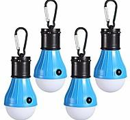 abordables -lumière de camping à LED, [4 modes] lanterne de tente de camping à LED portable pour la randonnée d'urgence en cas d'ouragan, panne de pêche, panne de tempête, lampe de tente extérieure alimentée par