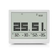 abordables -thermomètre domestique d'intérieur ultra-mince ch-906 hygromètre à affichage numérique grand écran thermomètre électronique vendu à travers le pays