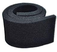 abordables -filtre en coton biochimique pratique aquarium réservoir de poissons étang filtre en mousse éponge noir