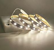 abordables -1m 2m 3m 4m 5m bandes lumineuses à LED Interface USB ou alimentation de boîte de batterie AA Flexible 2835 SMD par mètre 60 LED 8mm blanc chaud blanc froid 5v bande lumineuse à LED
