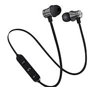 abordables -LITBest Magnetic Wireless Serre-tête Bluetooth5.0 Avec Micro Contrôle en ligne pour Sport Fitness
