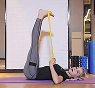 abordables -Bandes de Résistance Sangle d'Extension Sangle de yoga Des sports TPE Yoga Exercice Physique Pilates Extensible Durable Renforcement Musculaire Perte de poids Étirage Pour Femme Homme