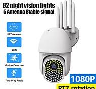 economico -Q82 2 mp Videocamera IP All'aperto Supporto 128 GB