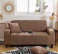 economico -stampa griglia 1 pezzo copridivano protezione mobili fodera morbida elasticizzata super adatta per 1 ~ 4 cuscini poltrona / divanetto / tre posti / quattro posti / divano a forma di l, facile da