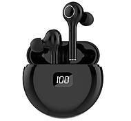 economico -TW13 Auricolari wireless Cuffie TWS Bluetooth5.0 Stereo Doppio driver Con la scatola di ricarica per Apple Samsung Huawei Xiaomi MI Sport Fitness