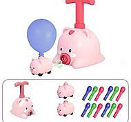 economico -auto di lancio alimentata a palloncino, auto alimentate a palloncino corridori di palloncini auto aerodinamiche giocattoli con stelo, set di veicoli alimentati ad aria con palloncini, giocattolo di