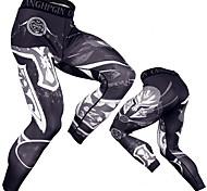 economico -JACK CORDEE Per uomo Pantaloni a compressione da corsa Livello Base Calze / Collant / Cosciali Ghette Elastene Inverno Fitness Allenamento in palestra Esibizione Corsa Addestramento Fasciante in vita