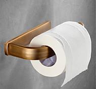 abordables -Porte-papier toilette contemporain Laiton 1 pièce - Bain d'hôtel