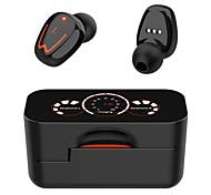 economico -LITBest V1 Auricolari wireless Cuffie TWS Bluetooth5.0 Stereo Con la scatola di ricarica Impermeabile IPX7 per Apple Samsung Huawei Xiaomi MI per audio premium