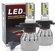 economico -canbus 36w auto led chip cob del faro 5202 h16 h1 h3 h7 h4 h8 h11 9005 hb3 9006 hb4 3600lm 6000k lampadine per fari fari automatici