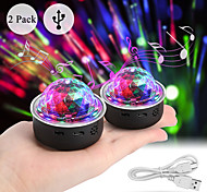 economico -Star Galaxy Proiettore di Luce A1 Modalità ad attivazione vocale Proiettore LED rotante Colori dimmerabili Feste Matrimonio Regalo Multicolore