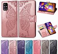 economico -telefono Custodia Per Samsung Galaxy Integrale Custodia in pelle S20 Plus S20 Ultra S20 S20 FE 5G Note 20 Ultra A91 / M80S A51 A10s Galaxy A81 / M60S Galaxy A11 A portafoglio Porta-carte di credito