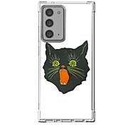 economico -Gatto Animali Astuccio Per Samsung Galaxy S21 Galaxy S21 Plus Galaxy S21 Ultra Design unico Custodia protettiva Resistente agli urti Per retro TPU