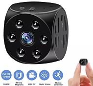 abordables -nouveau corps magnétique d'une heure pour ordinateur portable mini caméra d'action dv dvr micro caméra enregistreur vocal et vidéo