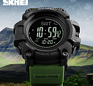 economico -watch compass altimeter barometer thermometer temperature pedometer watch military army waterproof outdoors sport digital watch for men litbwat