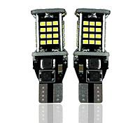 abordables -OTOLAMPARA Automatique LED Voiture Canbus Light Ampoules électriques 1600 lm SMD 1210 20 W 20 Pour Volkswagen / Toyota / Subaru bleu azur / RX-8 / HHR 2018 / 2007 / 2008 2 pièces