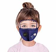 economico -copertina anti-polvere per bambini all'aperto, pm 2.5 copertura per il viso antivento per ciclismo copertura per il viso lavabile per esterni, sport (u, 1pz)
