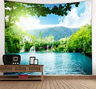 economico -Classico Decorazione della parete 100% poliestere Modern Decorazioni da parete, 150  * 130    230  * 180     150  * 150       200  * 180     200  * 150 cm Decorazione