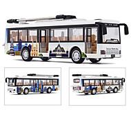 economico -Lega Autobus Macchinine giocattolo Veicoli a molla Simulazione Musica e luce Tutti Bambino Adulto Giocattoli per auto