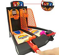 abordables -Jouet de Basketball Machine de tir Plastique Sports Basket-ball Professionnel Éjection des doigts Enfant Adulte Unisexe Garçon Fille Jouets Cadeaux / 14 ans et +