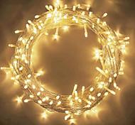abordables -guirlande lumineuse led 800leds 400leds 300leds 200 leds 100 leds branchez les guirlandes lumineuses 8 modes étanche intérieur extérieur arbre de noël décorations de chambre de mariage prise