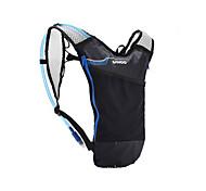 abordables -ROSWHEEL 5 L Sac d'hydratation de vélo et vessie à eau Multifonctionnel Poids Léger Respirable Sac de Vélo Nylon Sac de Cyclisme Sacoche de Vélo Vélo Cyclisme